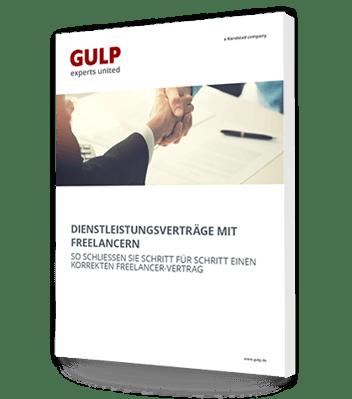 Dienstleistungsverträge mit Freelancern Whitepaper