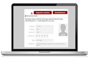 Projektanbieter, Projektausschreibungen, Freelancer Plattform GULP Direkt