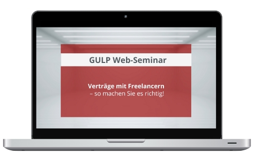 GULP Webinar 2 Screen