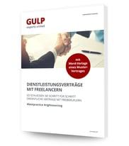 Dienstleistungsverträge mit Freelancern_Mustervertrag