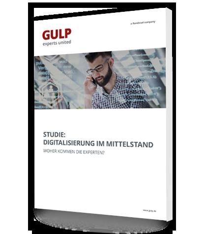 Studie: Digitalisierung im Mittelstand - Freelancer sind die Antwort auf den Fachkräftemangel