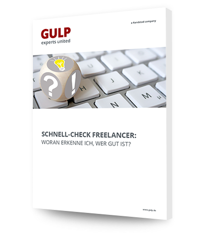 Schnell Check Freelancer Whitepaper
